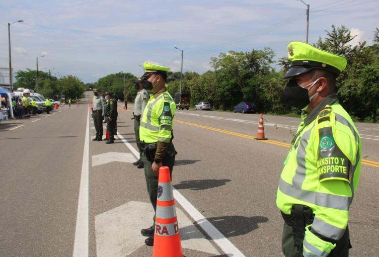 El Huila no ha reportado fallecidos por accidentes durante Semana Santa