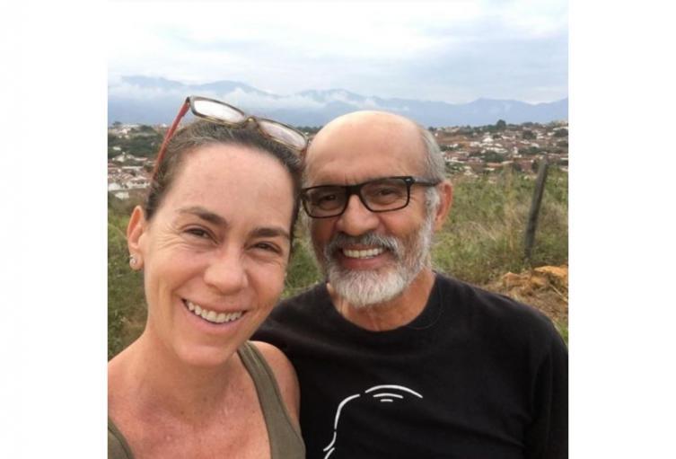 Jairo Camargo tiene covid-19 y su esposa Patricia Tamayo lo anunció