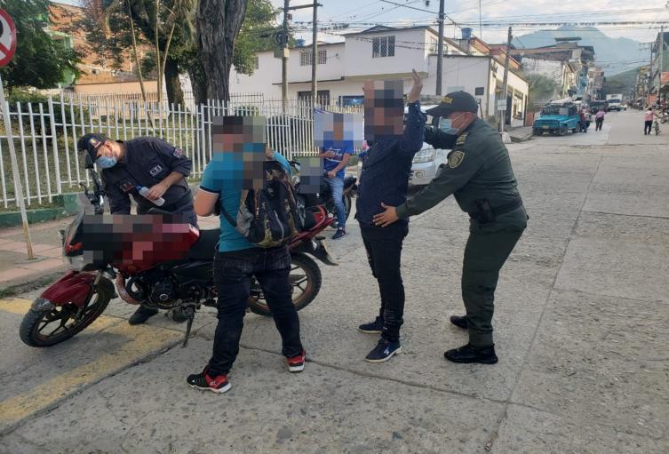 Intervención de la Fiscalía en Planadas permitió la captura de 6 presuntos responsables de diferentes delitos