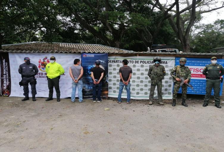 Desarticularon la temida banda delincuencial 'Los Tasty' en Lérida – Tolima