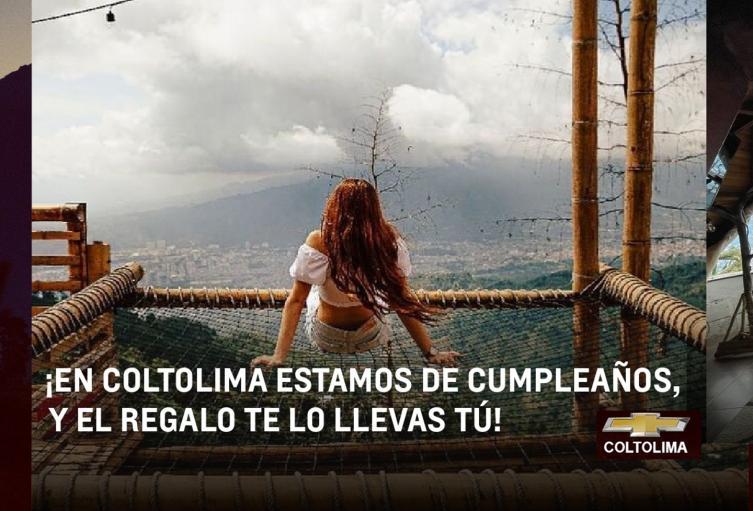 Cumpleaños Coltolima