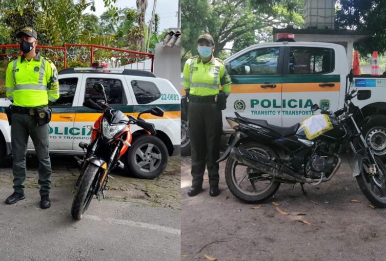 En Fresno y Armero – Guayabal recuperaron dos motocicletas avaluadas en 8 millones de pesos