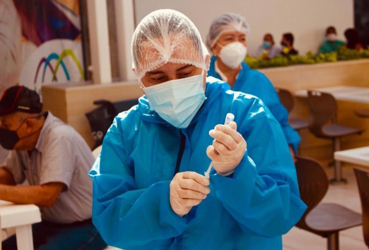 Vacunación--imagen de referencia 2021