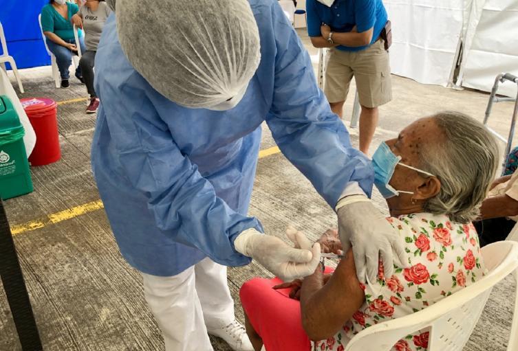 Vacunación Huila