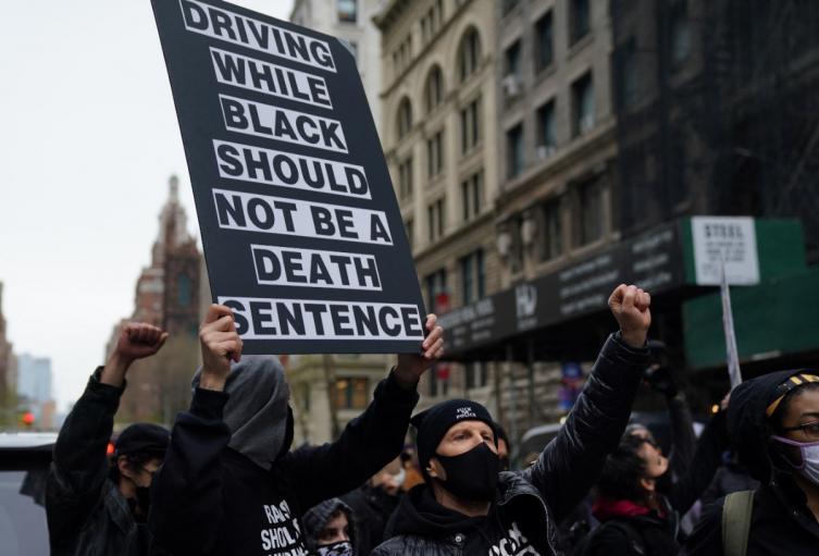 Manifestaciones en Minneapolis por muerte de Daunte Wright