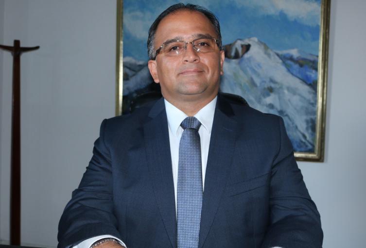 Brian Bazín Bulla Presidente de la Cámara de Comercio de Ibagué