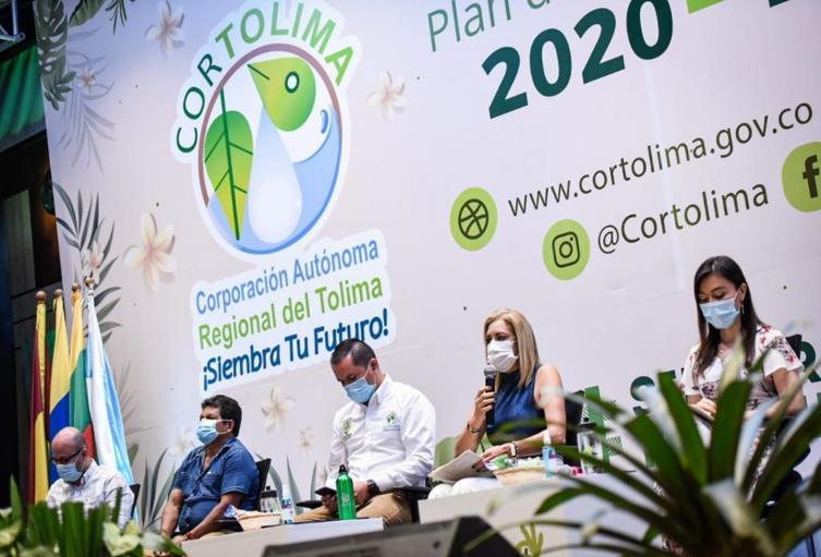 Proyectos Cortolima y Administración Municipal