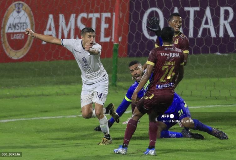 Tolima vs Talleres de Córdoba 2021