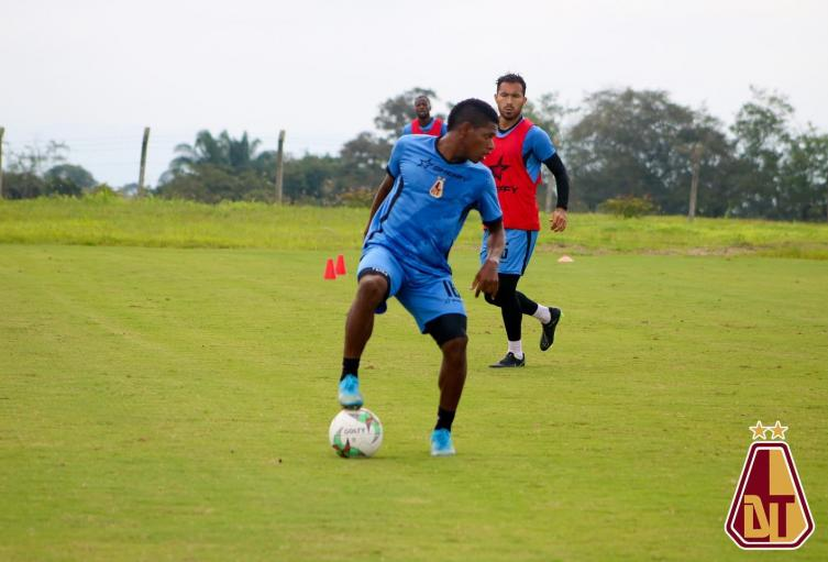 Salud Deportes Tolima para copa Suramericana