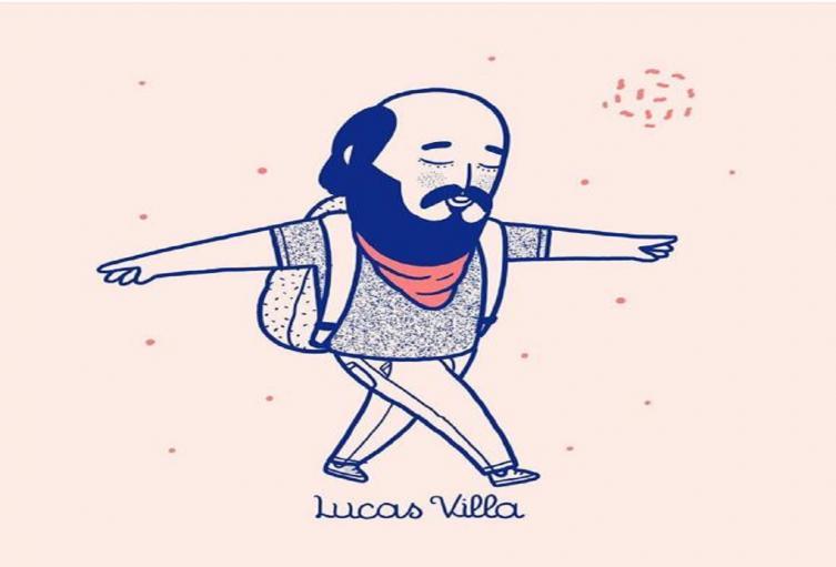 Homenaje a Lucas Villa