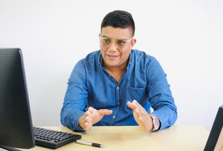 Periodista Juan Manuel Diaz