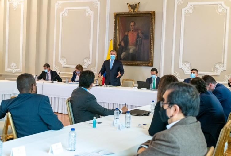 Gobierno pide al Comité del Paro iniciar de inmediato una mesa de negociación