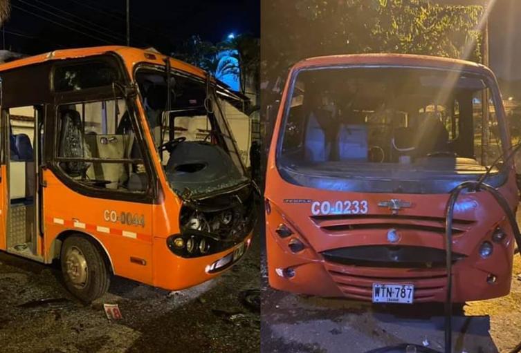 Actos vandálicos en la Universidad del Tolima final