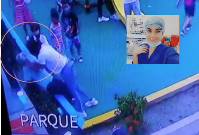 Desalojaron a instrumentadora médica por agredir a menor en el conjunto Cámbulo de La Arboleda Campestre