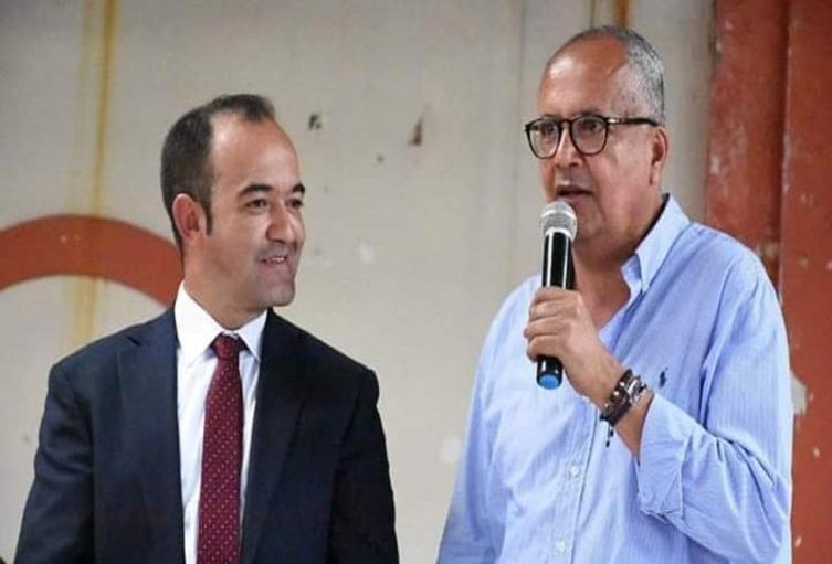 Barreto cumplirá su mandato en el Hospital Ferrifico Lleras Acosta