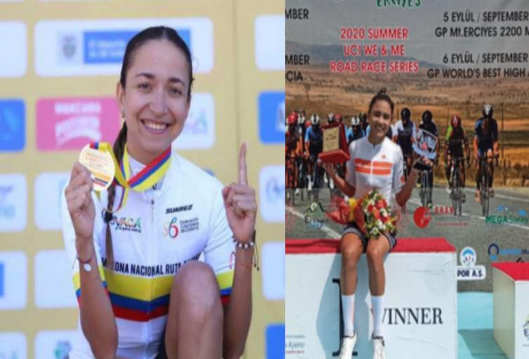 Catalina Gómez y Laura Toconás
