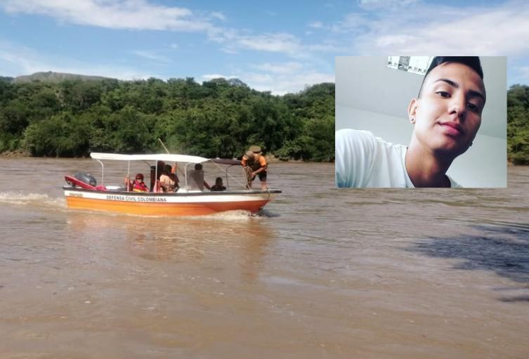 Hallaron en Flandes el cuerpo de Cristian, ahogado en el río Magdalena