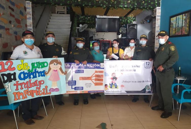 Se celebra hoy el Día Mundial contra el Trabajo Infantil en el Tolima