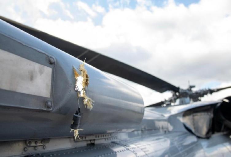 Impactan aeronave del Presidente Duque
