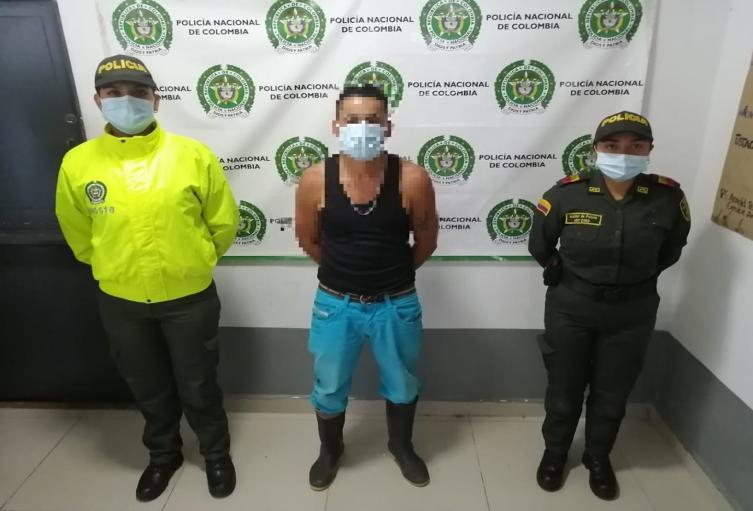 Capturaron a alias 'Cachi' por el asesinato de una persona en Planadas – Tolima
