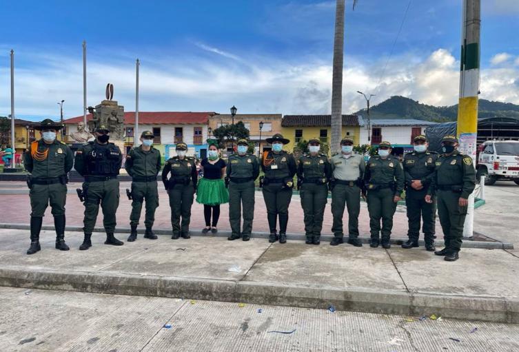 La Policía se tomó Villahermosa con toda su oferta institucional