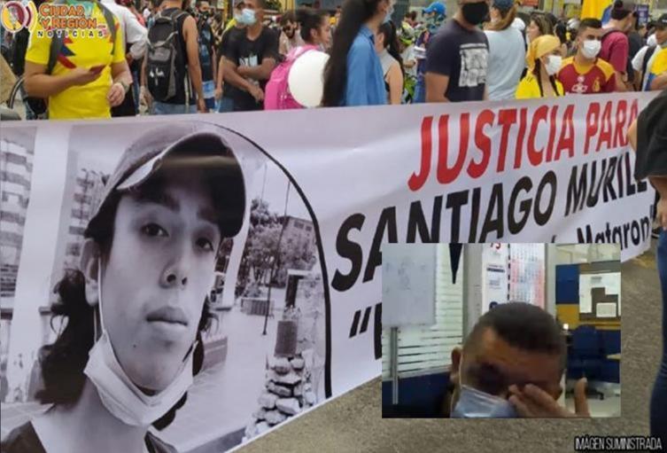 Hoy continúa la audiencia en contra del mayor Molano por el homicidio de Santiago Murillo en Ibagué