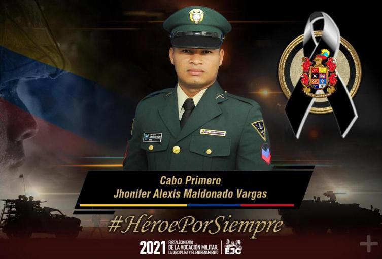 Asesinato, Oficial, Herido, francotirador, Arauca