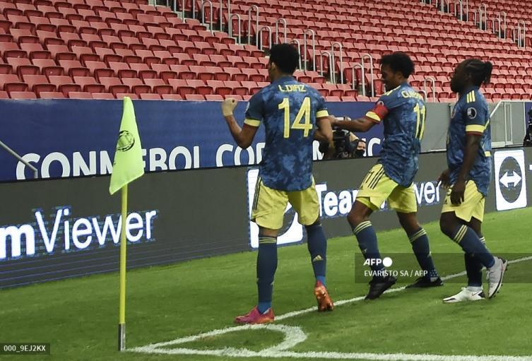 Luis Díaz - Selección Colombia 2021