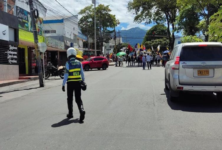 Calle 60 con Carrera Quinta en Ibagué