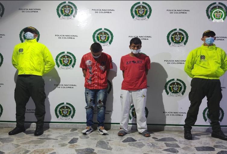 Cárcel para dos hombres que le dispararon a otro en la cara en el barrio Jardín Comuneros