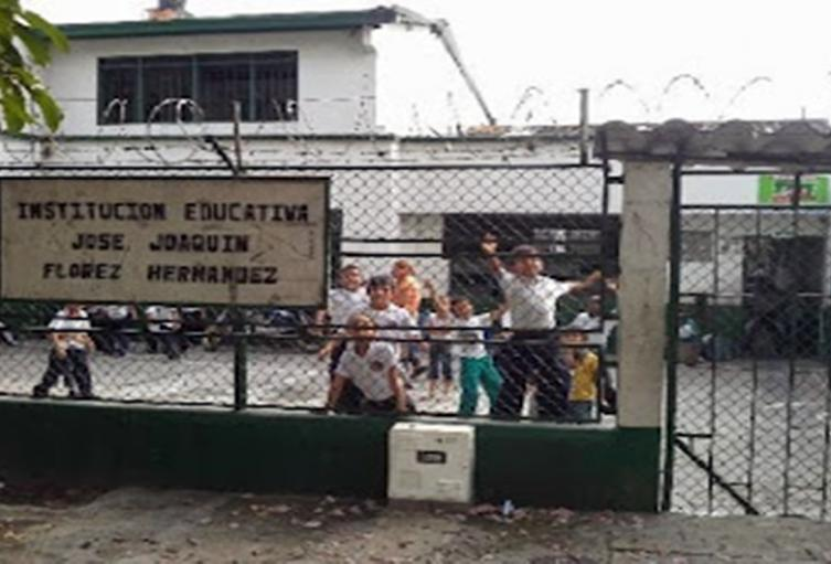 colegio José Joaquín Flórez Hernández