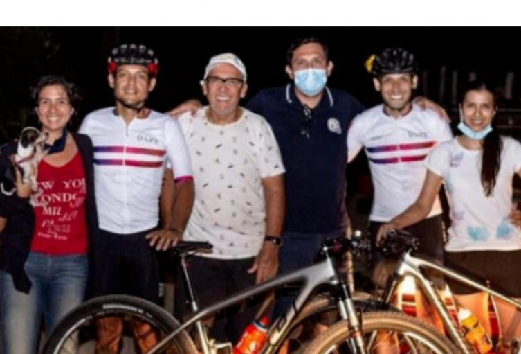 Huila se destaca por el ciclismo