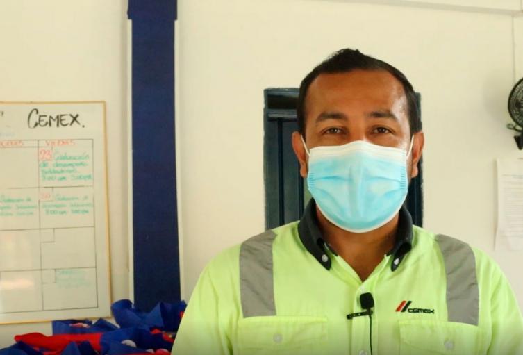 Ayuda de Cemex en Tolima