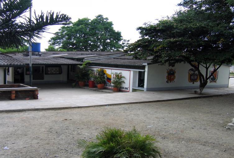Colegio Jorge Eliecer Gaitán en Ibagué