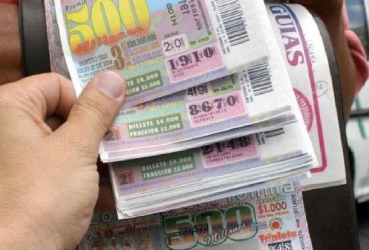 Resultados lotería