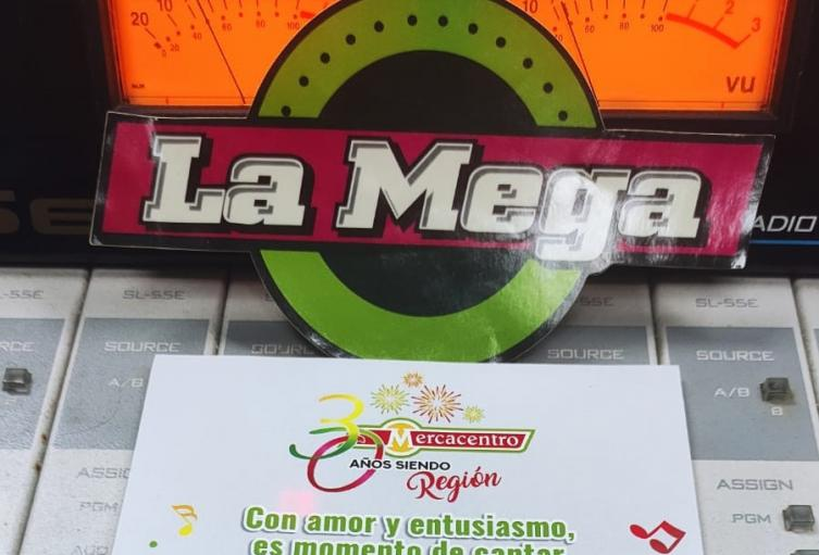 Concurso La Mega y Mercacentro