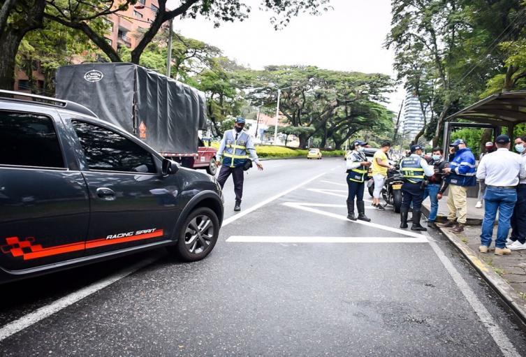 Día sin carro y sin moto multas 2021 septiembre