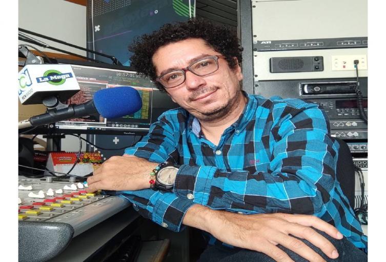 Freak, Director de La Mega