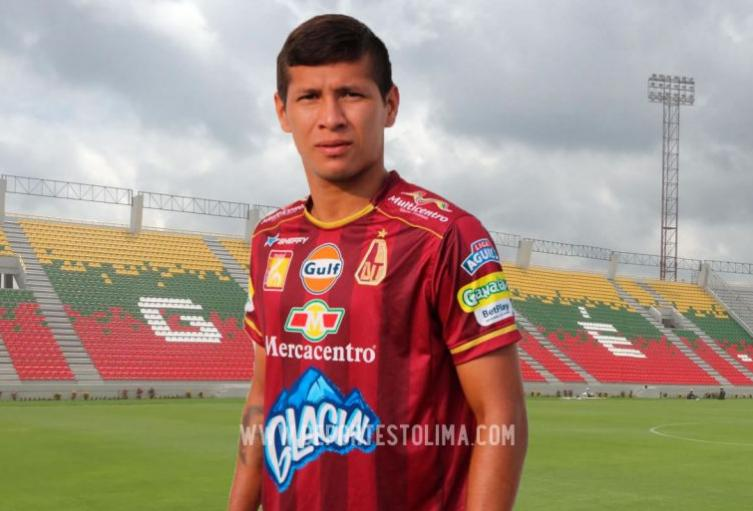 Rafael Carrascal Deportes Tolima