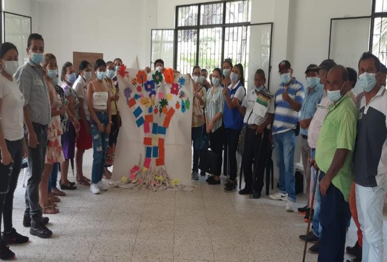 Victimas Conflicto Armado Tolima y Boyacá