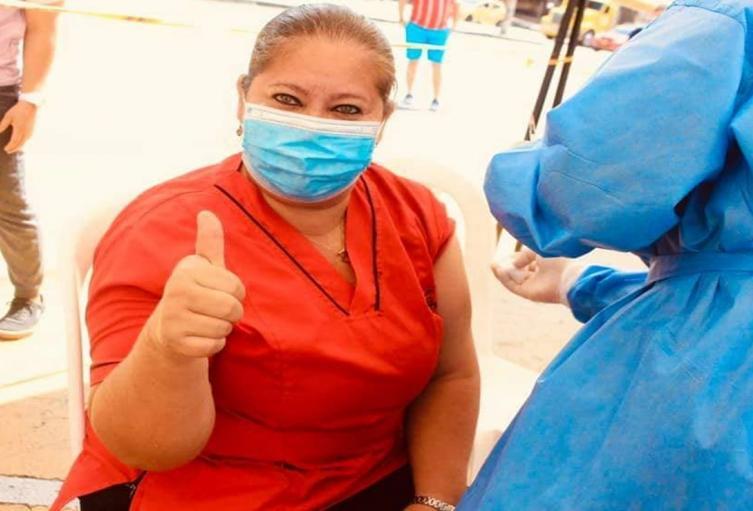 Vacunación Ibagué contra el Covid-19