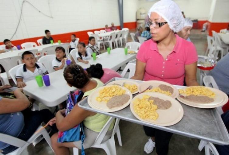Arranca El Programa De Comedores Comunitarios En La Ciudad