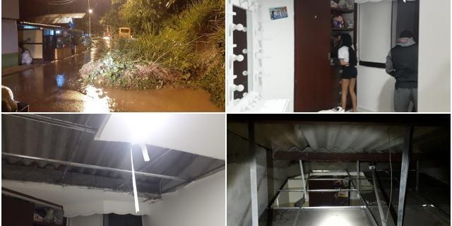 Emergencias en Ibagué 12 de agosto