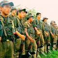 Reclutamiento de menores por parte de grupos armados ilegales.