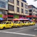Taxis de Ibagué.