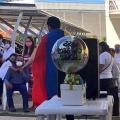 Mayor Prieto fue recibido en Ibagué