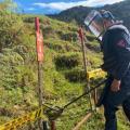 El Ejército ha continúa garantizando a las comunidades del municipio de Planadas Tolima, volver a transitar con tranquilidad y seguridad