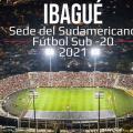 Ibagué Sudamericano Sub 20