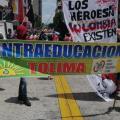 Personería acompaño manifestaciones