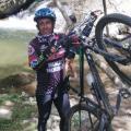 Dos sujetos en moto intimidaron a un ciclista y lo despojaron del 'caballito de acero, huyendo por la vía a Nueva Castilla.